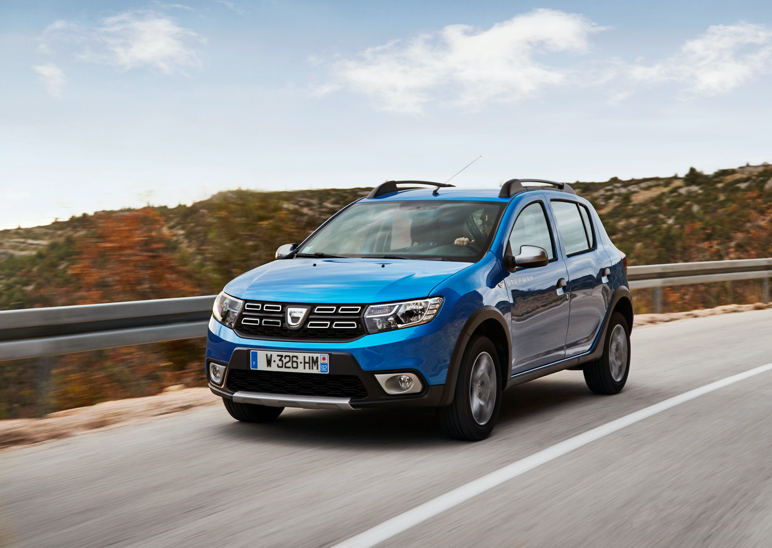 Aanbod Dacia Private Lease