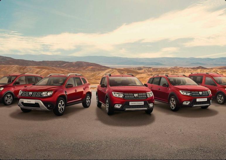 Nouvelle série limitée Dacia Techroad
