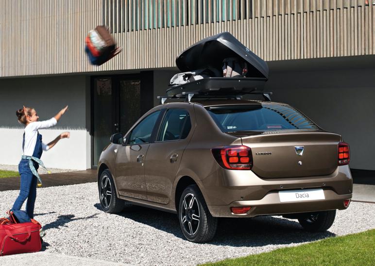 Dacia zomer accessoires