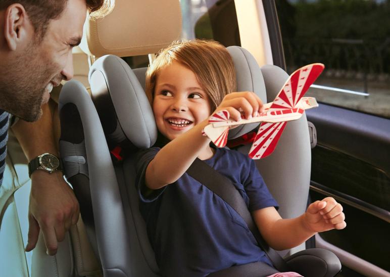 La nouvelle génération des sièges-autos