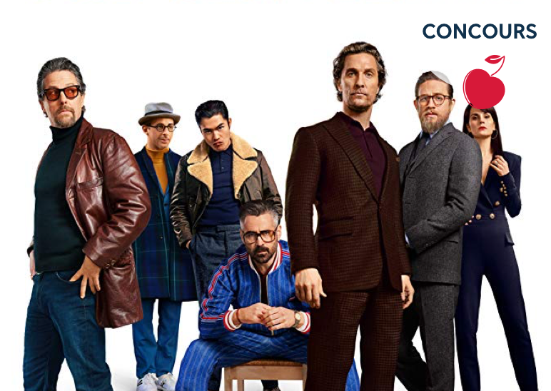 Concours exclusif : gagnez de tickets  « The Gentlemen »